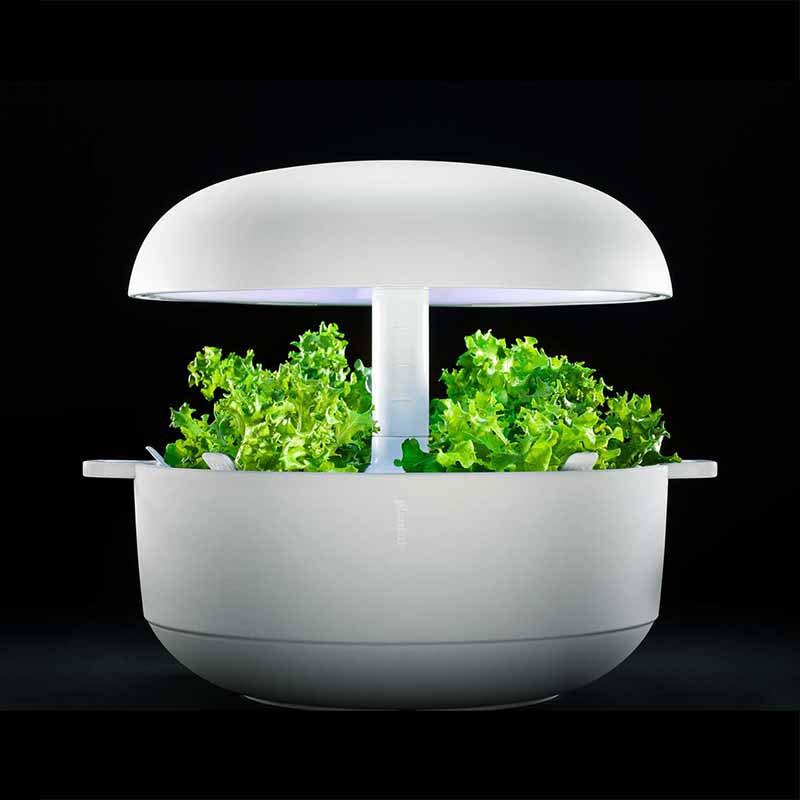 Plantui Smart Garden - inomhus...-Inomhusodling med hydrokultur-vattenodling Smart Garden