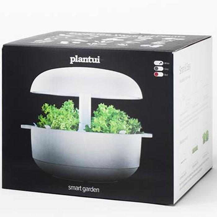 Plantui Smart Garden - inomhusodling, vit,