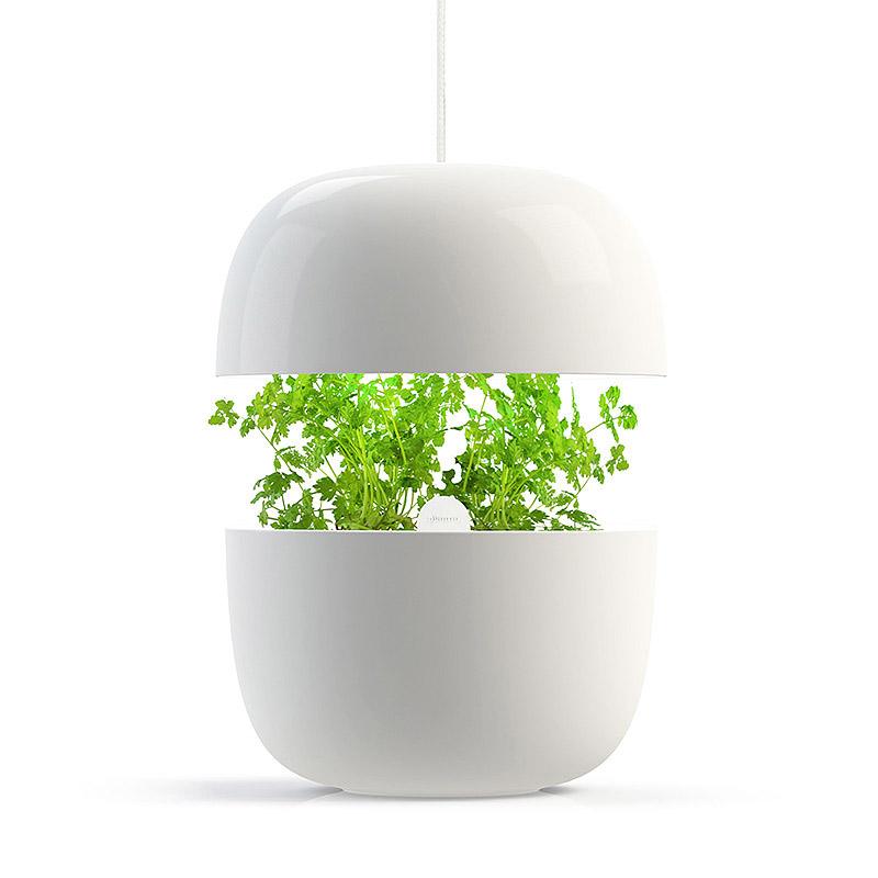 Plantui 3 Garden, vit, Inomhusodling med hydrokultur-vattenodling-Plantui-3-Garden