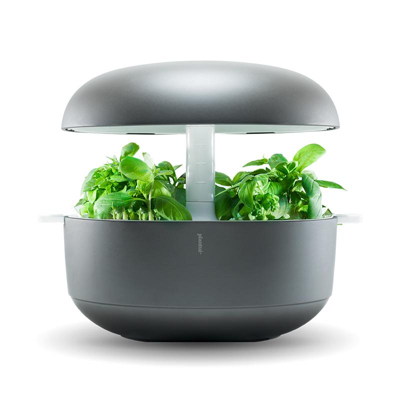 Inomhusodling med hydrokultur-vattenodling Smart Garden