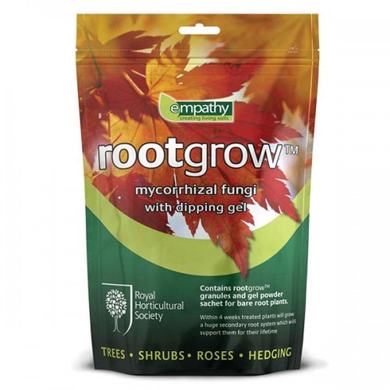 Rootgrow med gelsacketter. 1kg-rootgrow mycorrhiza för plantering