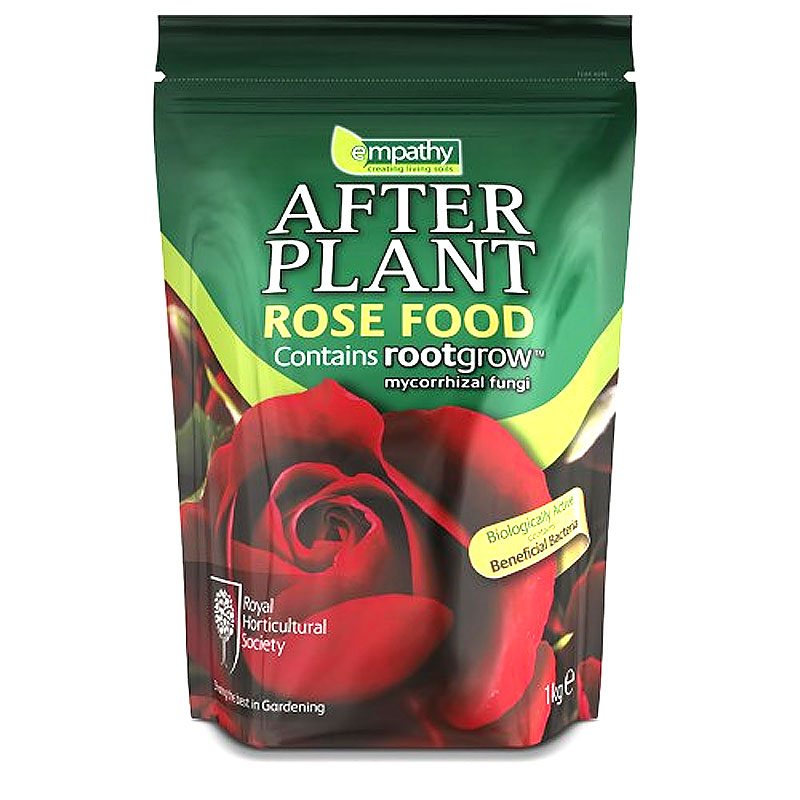 AfterPlant Rose food med rootgrow-Näring till rosor med mycorrhiza