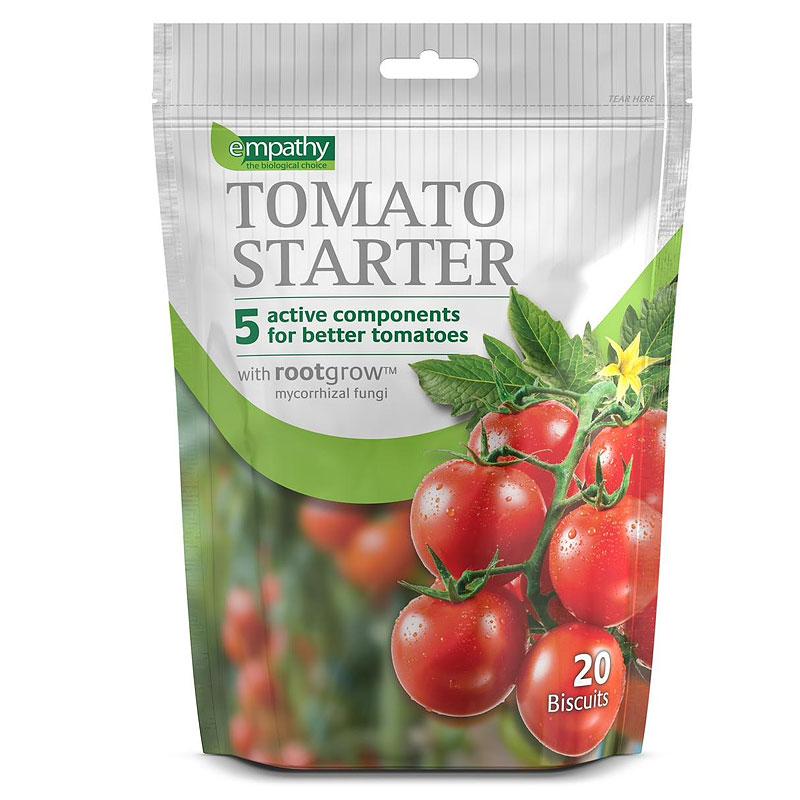 Tomato starter med rootgrow-Specialnäring för tomater med mycorrhiza