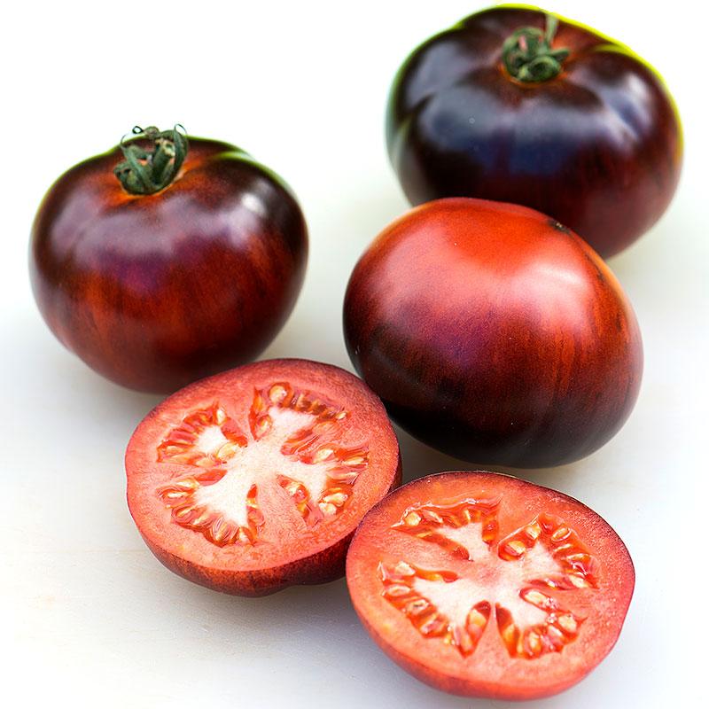 Tomatfrö till Indigo Apple