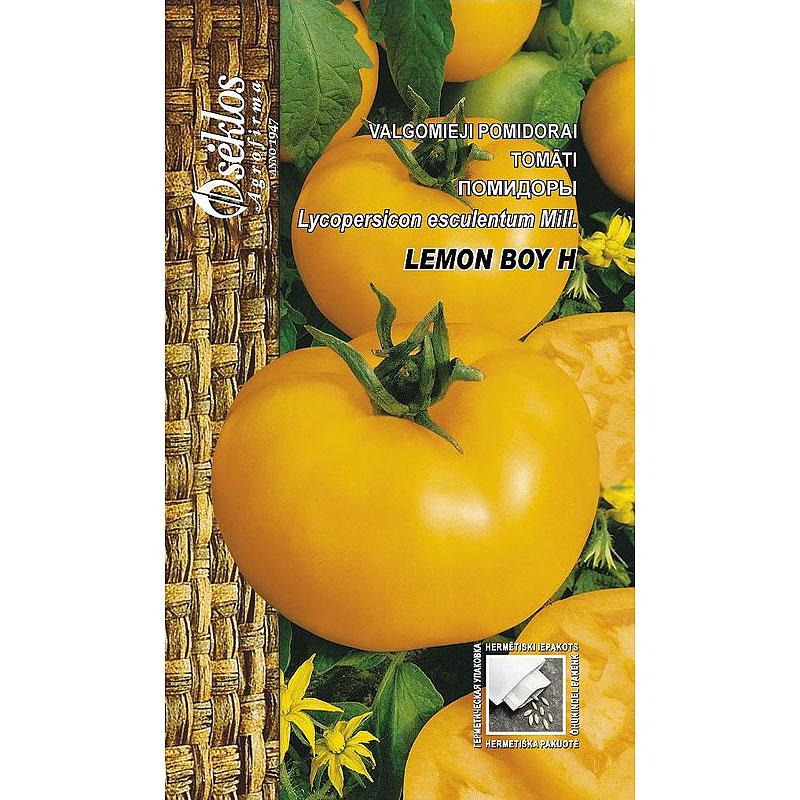 Tomat Lemon Boy, Frö till Tomat - Lemon Boy