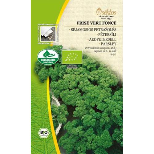 Persilja Organic,Frisé Vert Foncé, Frö till Persilja Organic - Frisé Vert Foncé