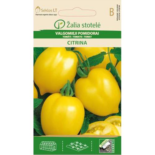 Tomat Citrina-Frö till Tomat - Citrina