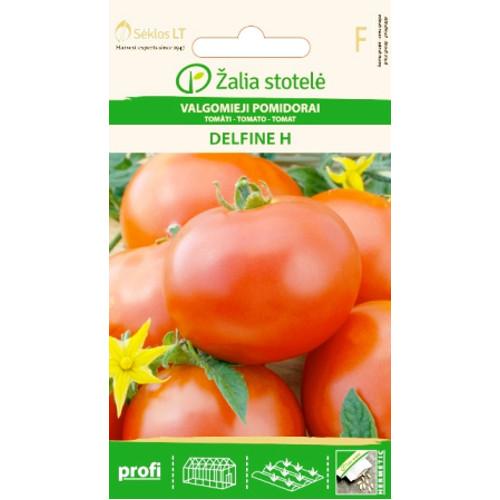 Tomat Delfine-Frö till Tomat - Delfine
