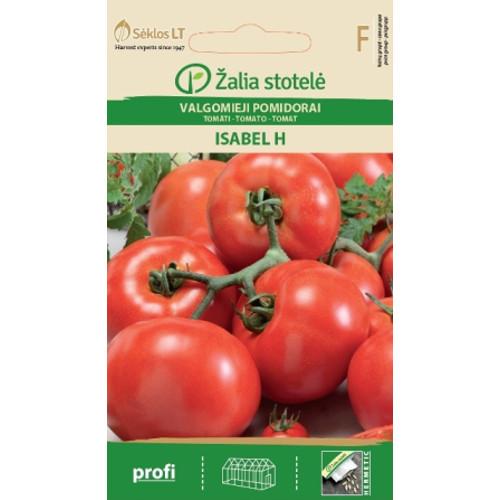 Tomat, Isabel-Frö till Tomat - Isabel