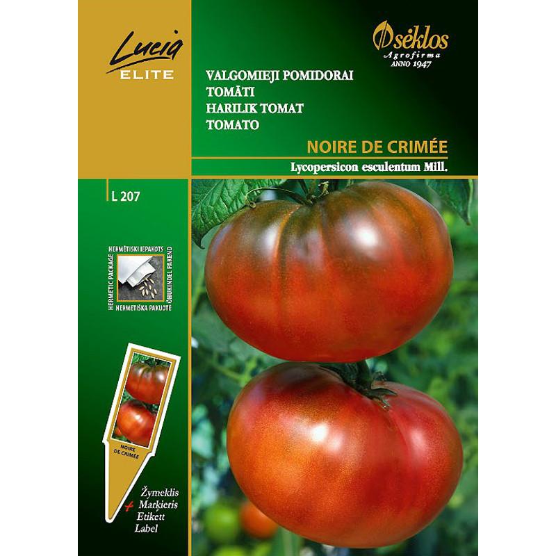 Tomat Noire de Crimee, Frö till Tomat - Noire de Crimee