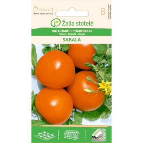 Tomat Sabala-Frö till Tomat - Sabala
