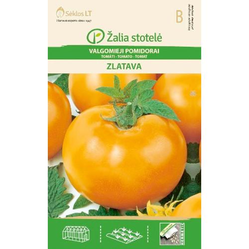 Tomat Zlatava-Frö till Tomat - Zlatava