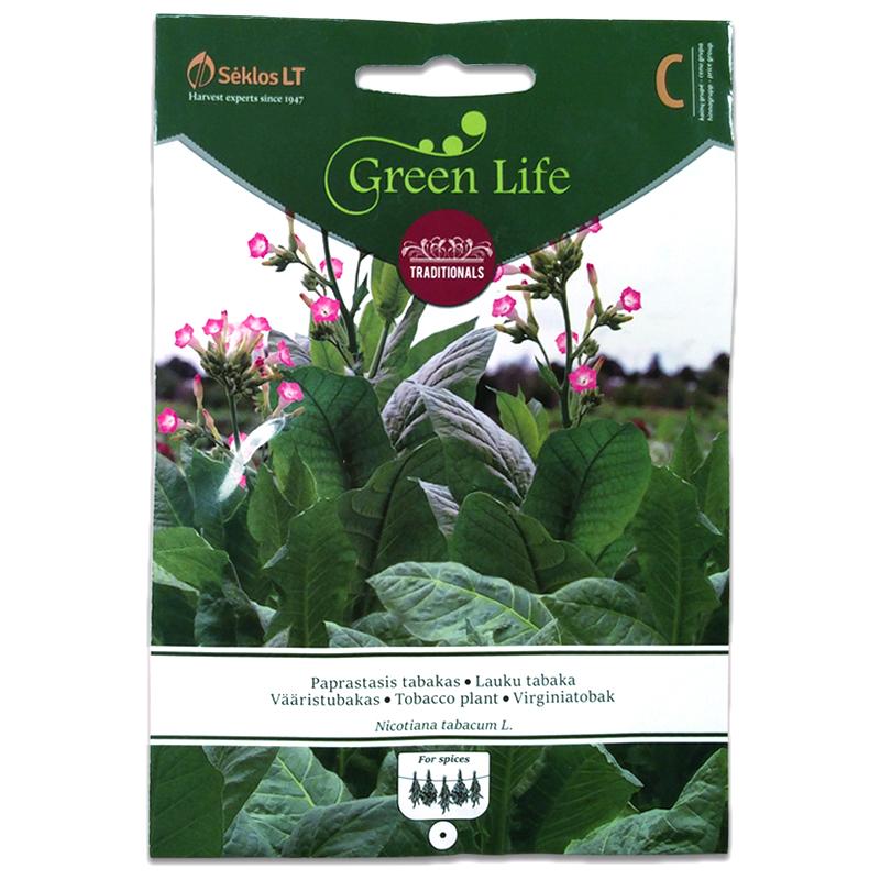 Virginiatobak, frö till Virginiatobak - Nicotiana tabacum L.