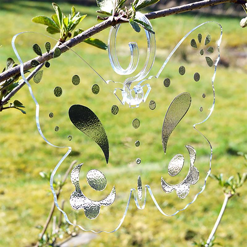 Fågelskrämma, Fjäril, Fågelskrämma modell Fjäril
