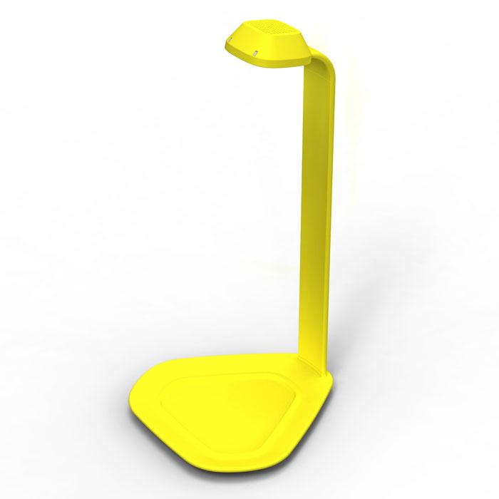 Genie växtlampa - Citrongul, Genie Växtlampa för inomhusodling