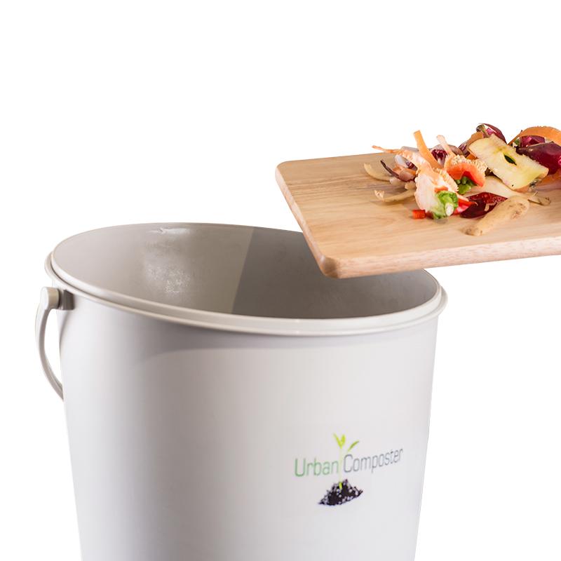 Bokashikompostering med Urban Composter