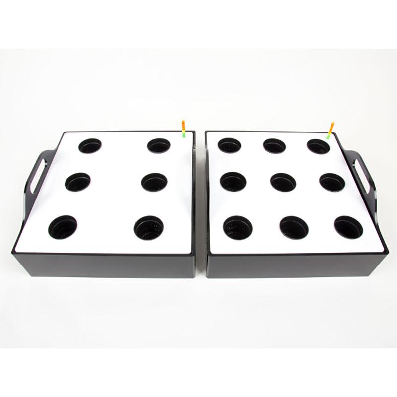 2-låds system till PMF-M30, 2-låds system till odlingsstation PMF-M30
