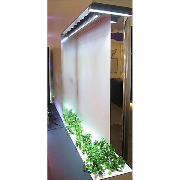 Växtlampa led SPOT-120 för plantuppdragning