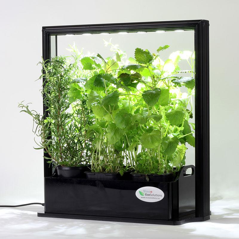 Mini Plant Factory PMF-M10 (Eco Herb), Mini Plant Factory inomhusodling