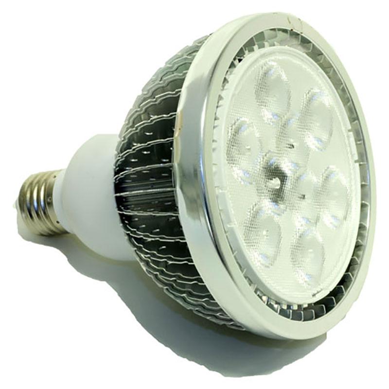 Växtlampa Odla 18W, 60grader-Tilläggsbelysning för växter inomhus