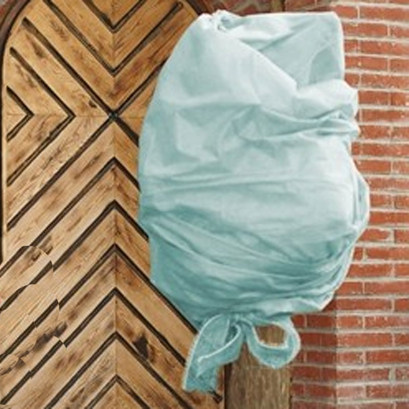 Fiberduk 34gram, ice blue-Fiberduk för skydd av växter 34 gram