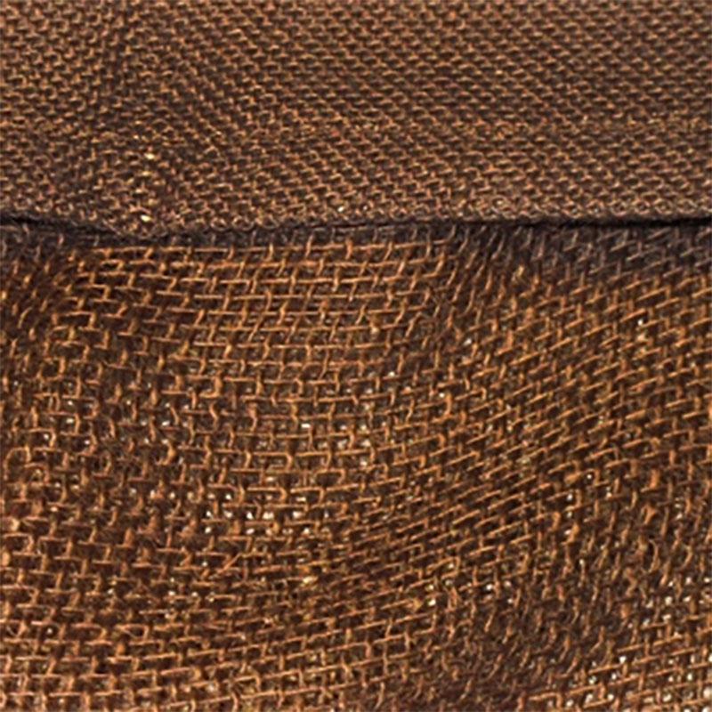 Krukskydd jutesäck Welcome brun, mellanstor,