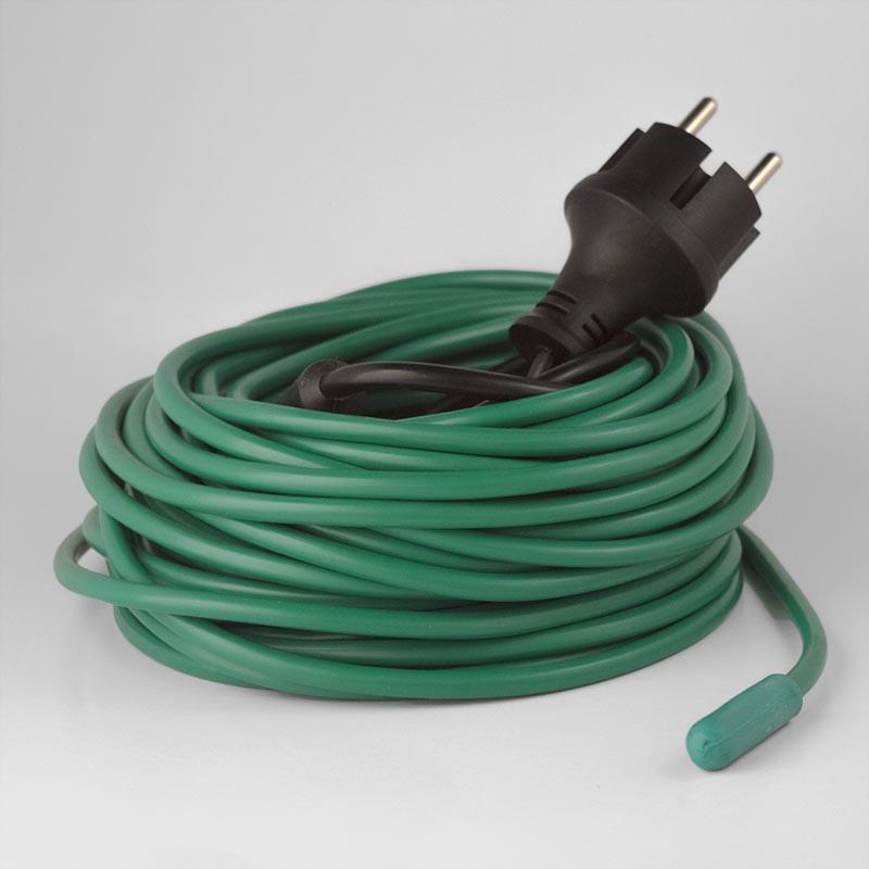 Vinterskydd - kabel för övervintring av växter ute