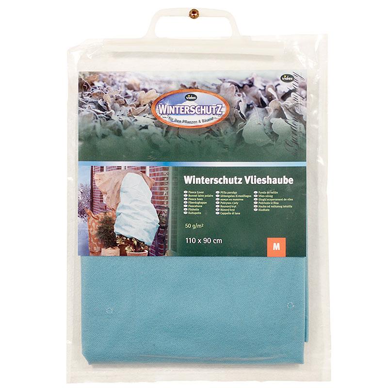 Vinterskydd fiberduk, ice blue,