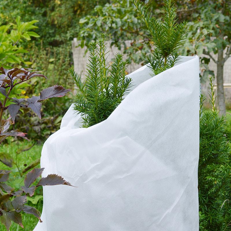 Kraftig fiberduk till växter 50g/16 kvm