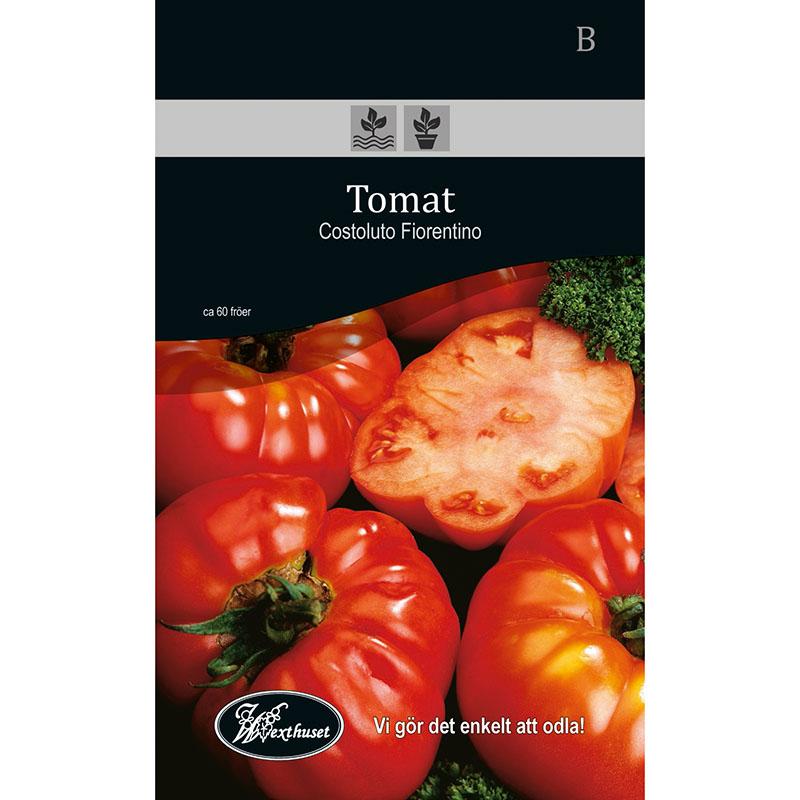 Frö för odling av Tomat - Costoluto Fiorentino
