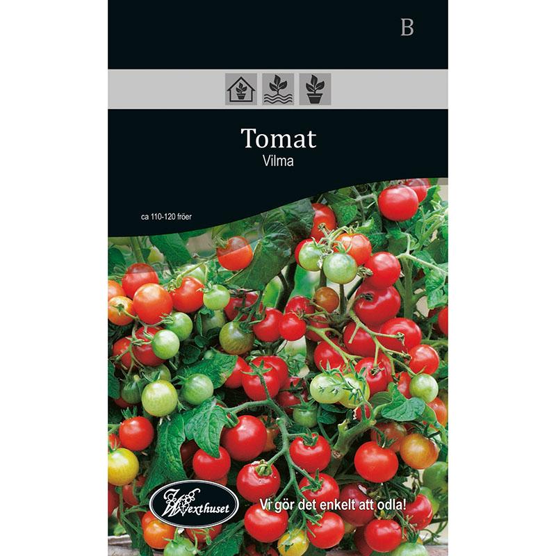 Frö för odling av Tomat - Vilma