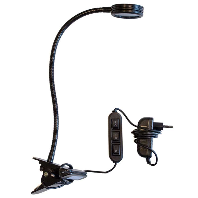 Orion Grow Light med arm 6W