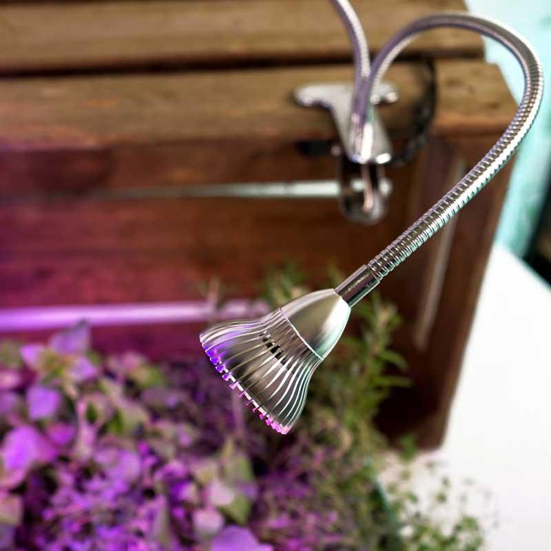 Gemini Grow Light växtlampa för odling