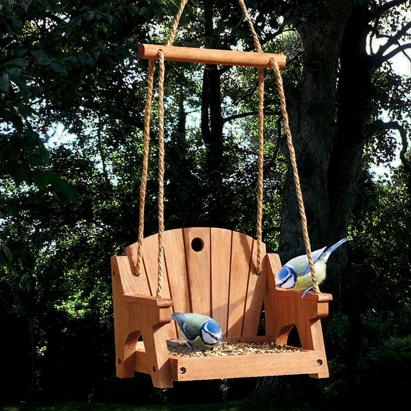 Fågelbord - Sunset Swing-Fågelbord för småfågel