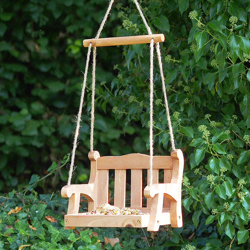 Fågelbord, Swing seat