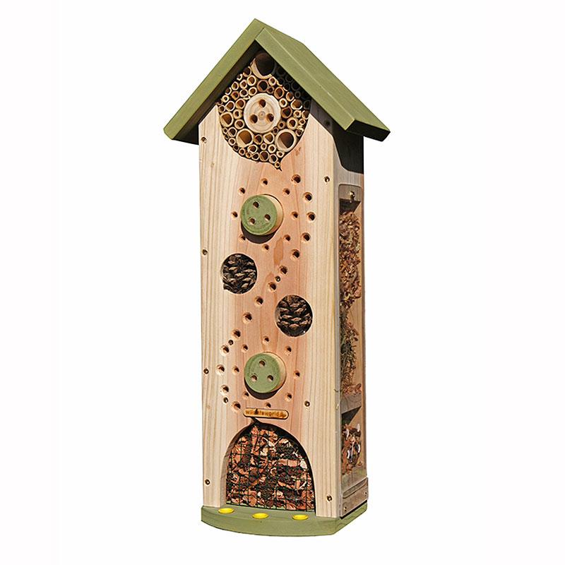 Insekthotell - Big Insect Biome-Insektshotell för solitärbin