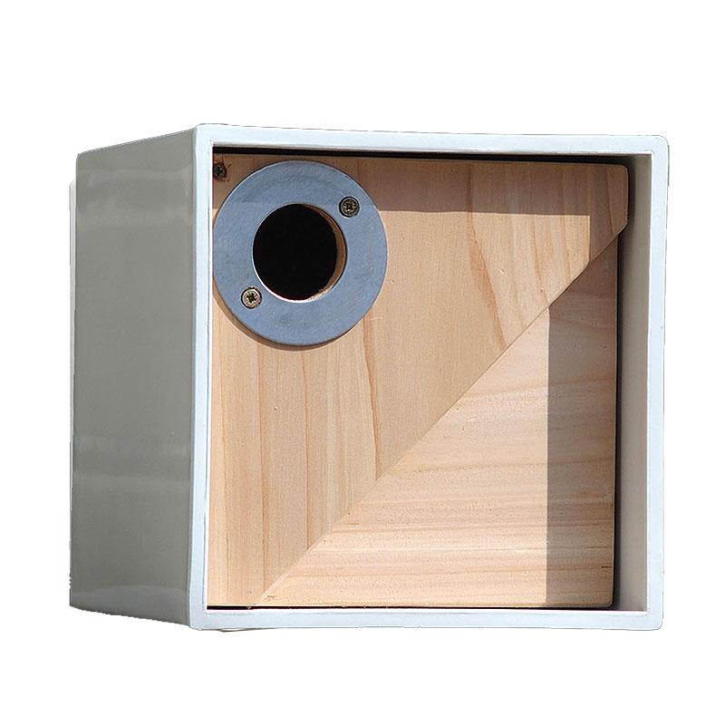 Urban Nest Box - fågelholk-Urban fågelholk för småfåglar