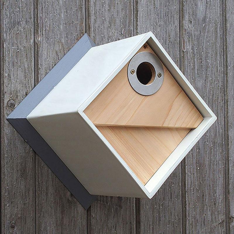 Urban fågelbo för småfågel