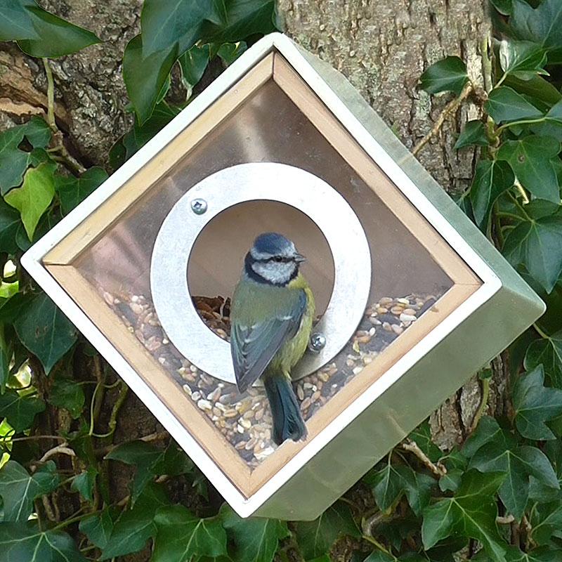 Urban Birdfeeder - fågelbord, Urban fågelmatare