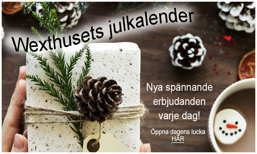 Wexthusets julkalender